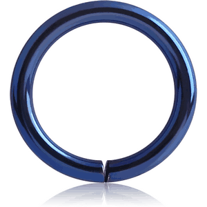 ANODISED SEAMLESS RING