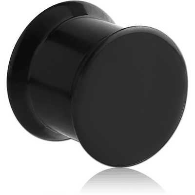 BLACK PVD COATED STAINLESS STEEL BOX PLUG