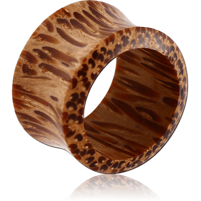 ORGANIC COCONUT TUNNEL DOUBLE FLARED