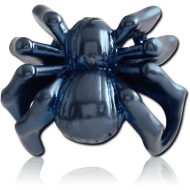 ANODISED SURGICAL STEEL SPIDER CLIP - ON ATTACHMENT