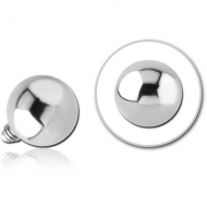 SURGICAL STEEL BALL FOR 1.6MM INTERNALLY THREADED PIN
