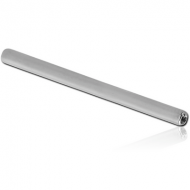 SURGICAL STEEL INTERNALLY THREADED BARBELL PIN PIERCING