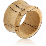 ORGANIC WOODEN TUNNEL DOUBLE FLARED TAMARIND