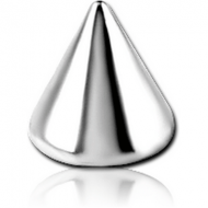 SURGICAL STEEL MICRO CONE PIERCING