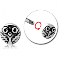SURGICAL STEEL MICRO ATTACHMENT FOR 1.2MM THREADED PINS - OWL
