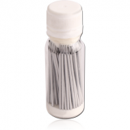 BOX OF 100 STAINLESS STEEL NEEDLES PIERCING