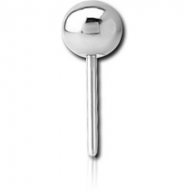 SURGICAL STEEL PUSH FIT INTERNAL BALL PIERCING