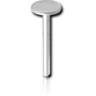 SURGICAL STEEL PUSH FIT INTERNAL DISC PIERCING