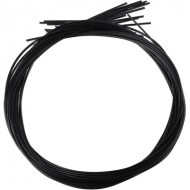 BLACK PTFE WIRE 14G (SOLD PER FOOT) PIERCING