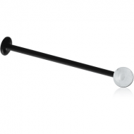 PTFE LABRET WITH UV BALL