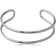 SURGICAL STEEL WIRE BANGLE