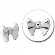 SURGICAL STEEL ATTACHMENT FOR 1.6 MM THREADED PINS - BOW