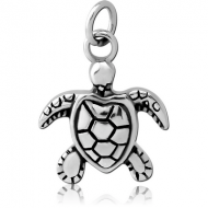 SURGICAL STEEL CHARM - TURTLE