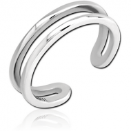 SURGICAL STEEL TOE RING