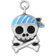SURGICAL STEEL CHARM