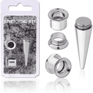 STAINLESS STEEL STRETCHING KIT